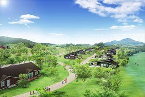 """「ザ・プリンスヴィラ軽井沢」が2014年7月8日オープン  """"The Prince Karuizawa Villa"""" is open July 8 2014"""