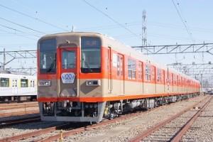 東上線開業100周年記念「ツートンカラー塗装車両」登場