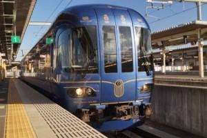 京都丹後鉄道・特急車両「丹後の海」運行開始