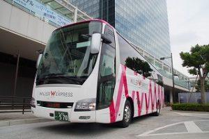 高速バスWILLER EXPRESSに新シートが登場