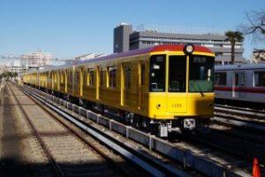 東京メトロ銀座線た特別仕様車両