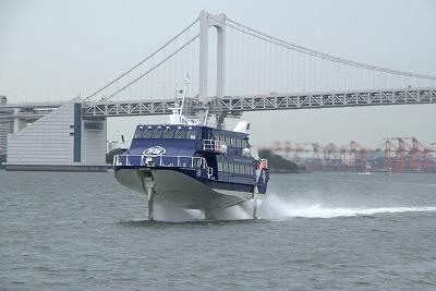 東海汽船で25年ぶりの新造ジェット船「セブンアイランド結」が2020年7月13日より就航