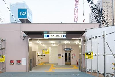 日比谷線に新駅「虎ノ門ヒルズ駅」開業