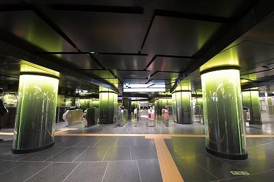 東京メトロ銀座駅がリニューアル