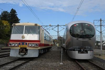 西武鉄道Laview ブルーリボン賞受賞記念 車両基地まつり in 横瀬」開催