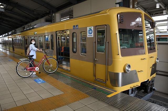 西武鉄道:2021 年 10 月 1 日(金)から西武多摩川線サイクルトレインは本実施へ!